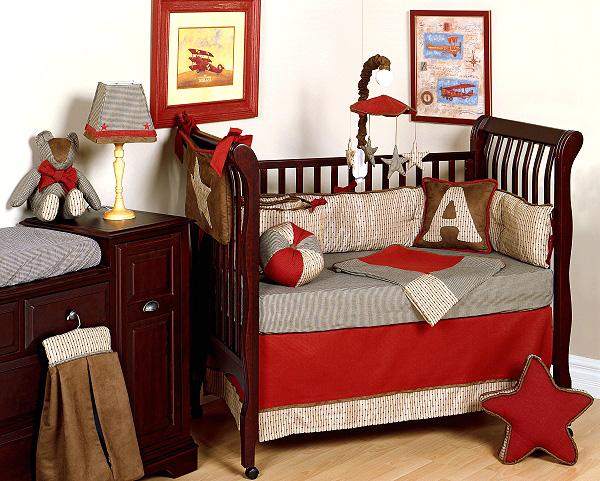 Cowboy Baby Crib Bedding Adam S All American 4 Piece